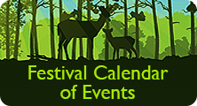Festival Calendar of Events page