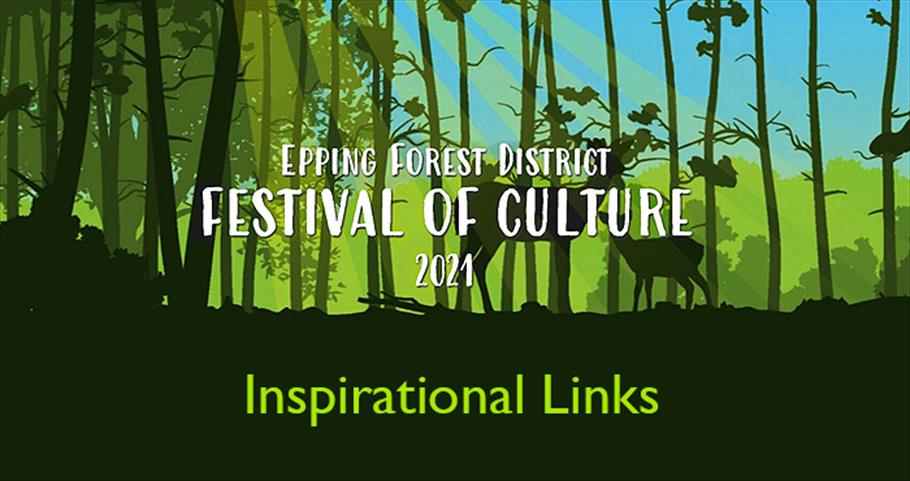 Epping Forest Festival of Culture link image to Inspirational Links page