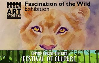 Ongar Art Society - 'Fascination of the Wild' Exhibition (Frances Alvarez)
