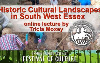 Historic Cultural Landscapes in South West Essex - Online lecture by Patricia Moxey