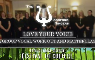 Love your voice: A group vocal work-out and masterclass