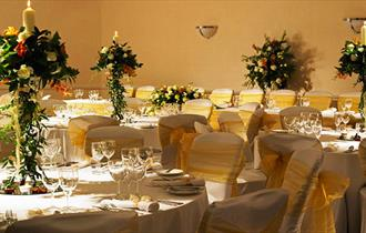 Weddings at the Marriott Hotel Waltham Abbey