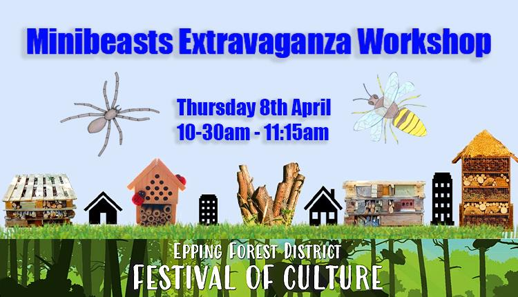 A Minibeast Extravaganza Workshop