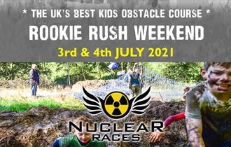 Nuclear Rookie Rush Weekend - Saturday 3rd & Sunday 4th July 2021