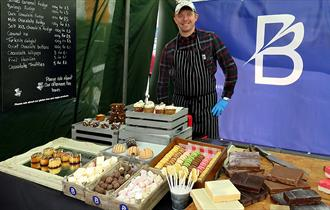 Bens Bakery at the Epping Monday Market