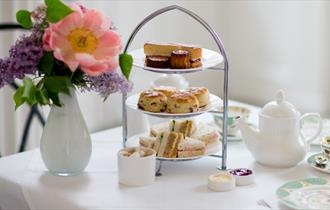 Enjoy afternoon tea at this special Copped Hall event.