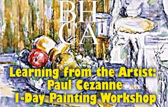 Learning from the Artist: Paul Cezanne 1-Day Painting Workshop