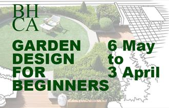 Garden Design for Beginners at Bedford House Community Association, Buckhurst Hill.