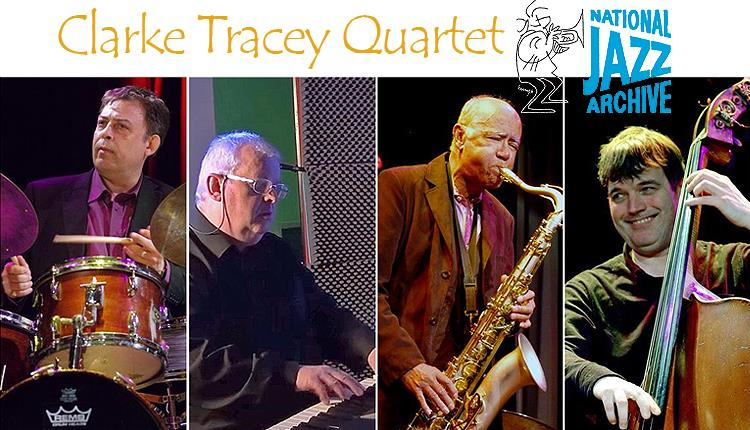 Members of the Clarke Tracey Quartet