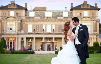 Down Hall in Essex. THE perfect wedding venue.