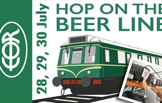 Hop on the Beer Line!