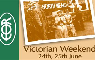 Victorian Steam weekend at Epping Ongar Railway