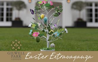 There's lots to do fro Adults and children at the Easter Extravaganza