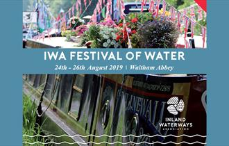 IWA Festival of Water is coming to Waltham Abbey