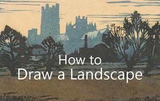 How to Draw…a Landscape, at Loughton Library