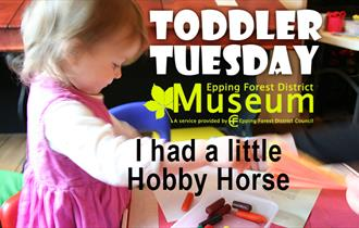 Toddler Tuesday - I had a Little Hobby Horse