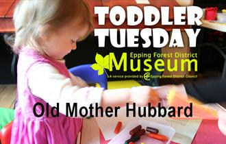 Toddler Tuesday - Old Mother Hubbard