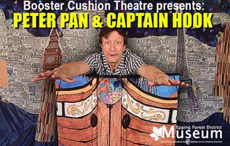 Booster Cushion Theatre presents…Peter Pan and Captain Cook