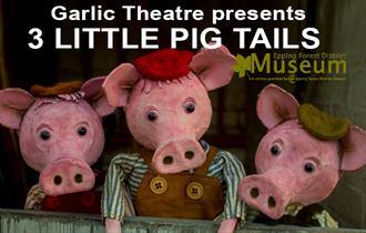 A brand new version of the classic story of the three little pigs set in Paris