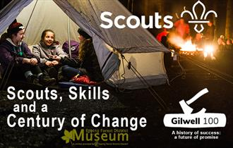 Scouts, Skills and a Century of Change. An exhibition at Epping Forest District Museum.