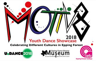 Motiv8 2019 dance showcase at Epping Forest College