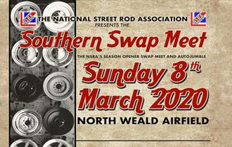 Southern Swap Meet Sunday 8th March 2020 North Weald Airfield