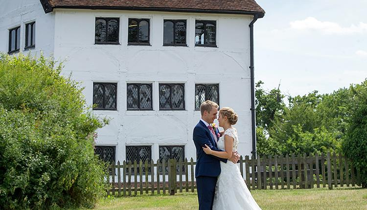 Weddings at Queen Elizabeth's Hunting Lodge, Epping Forest.