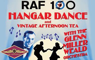 RAF 100 tea dance at North Weald Airfield