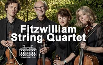 Fitzwilliam String Quartet at Copped Hall.