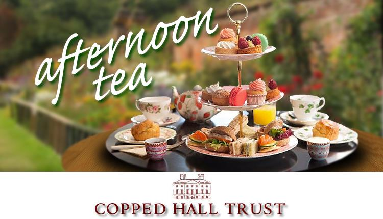 Afternoon Tea at Copped Hall