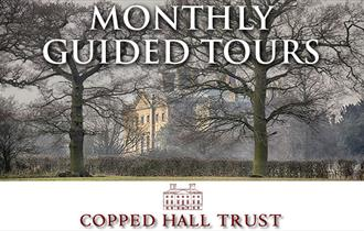 Monthly tours of Copped Hall.
