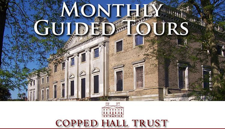 Monthly tour of Copped Hall