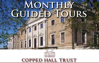 Monthly guided tours at Copped Hall.