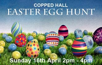 Copped Hall Easter Egg Hunt
