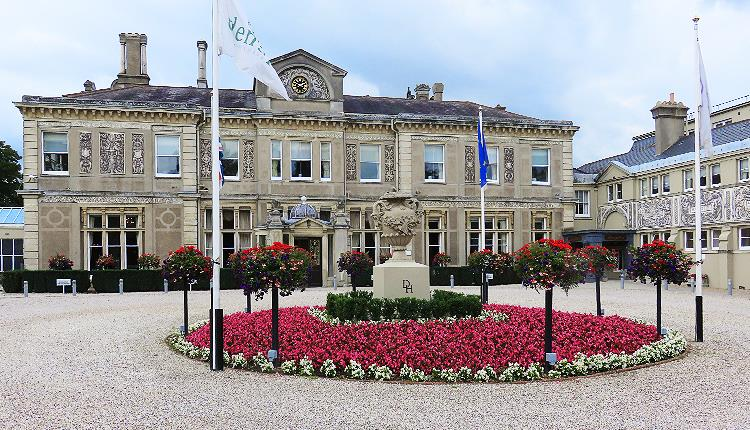 Down Hall Hotel & Spa