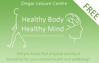 Healthy Body Healthy Mind event, Ongar