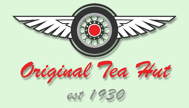 Original Tea Hut High Beech, Epping - logo.