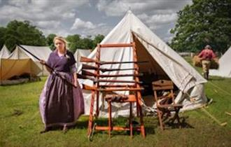 Royal Gunpowder Mills Wild West Weekend 27 - 29 May