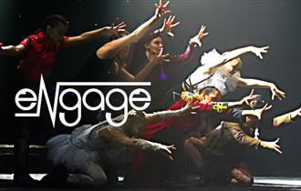 eNgage dance performances at The Spotlight, Broxbourne.