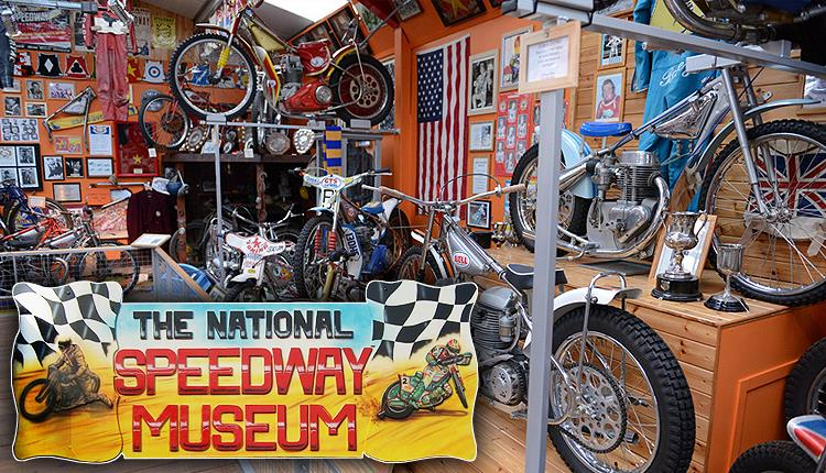 The National Speedway Museum at Paradise Wildlife Park, Broxbourne
