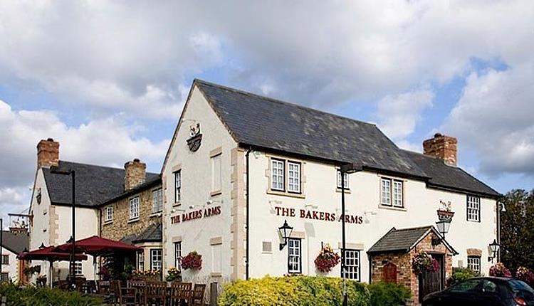 Premier Inn at The Bakers Arms Waltham Abbey.