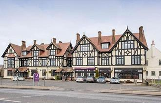 Premier Inn Chingford.