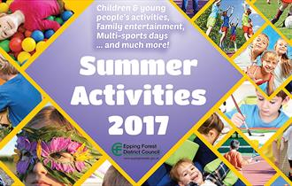 Epping Forest District Council Summer Activities 2017