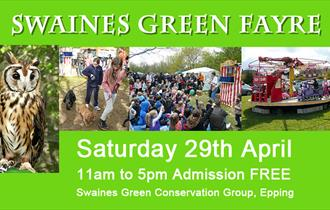 Swaines Green May Fayre 2017 29th April